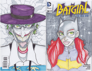 Batgirl-Mark